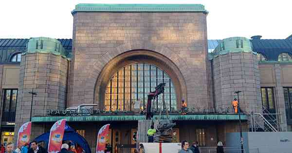 Asema-aukio, Helsinki